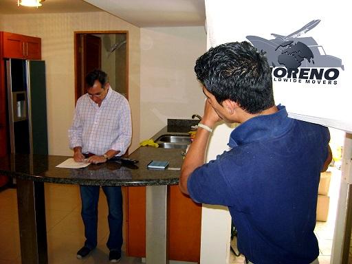 Mudanzas de Oficinas en San Pedro