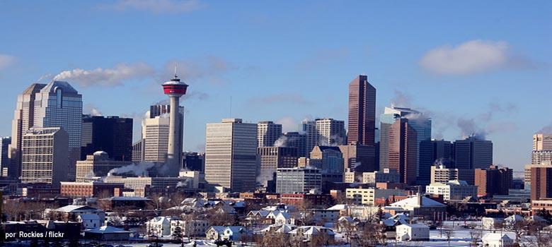 Mudanzas internacionales Calgary Canadá
