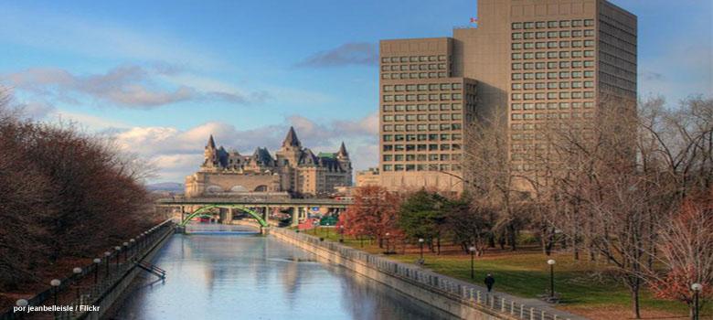 Mudanzas internacionales Ottawa Canadá