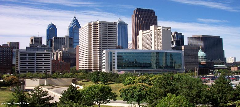 Mudanzas internacionales Philadelphia Pennsylvania