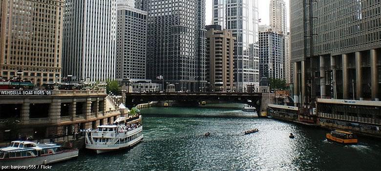 Mudanzas internacionales Chicago Illinois