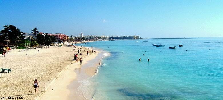 Mudanzas Internacionales desde Playa del Carmen, mudanzas internacionales a Playa del Carmen