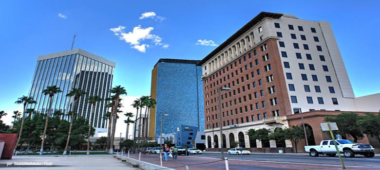 Mudanzas Internacionales desde Tucson, mudanzas internacionales a Tucson