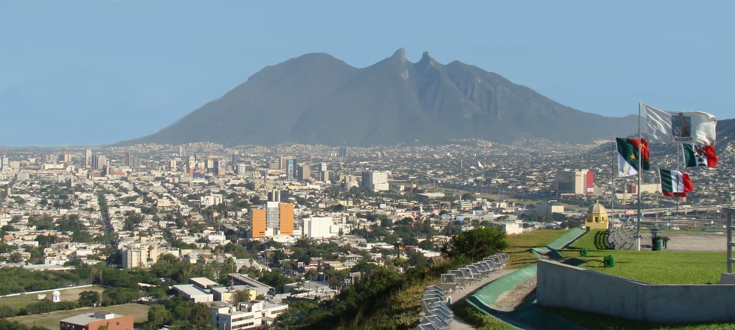 Mudanzas Internacionales desde Monterrey, mudanzas internacionales a Monterrey