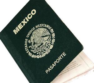 Pasaporte Mexicano